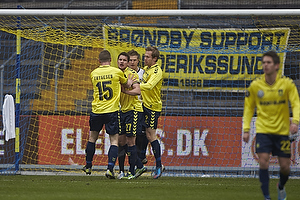 Michael T�rnes (Br�ndby IF), Anders Randrup (Br�ndby IF), Jan Kristiansen (Br�ndby IF), Mikkel Thygesen (Br�ndby IF)