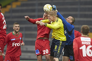 Simon Makienok Christoffersen (Br�ndby IF), Bj�rn Paulsen (S�nderjyskE)