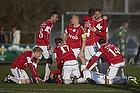 Andreas Albers Nielsen , m�lscorer (Vejle Boldklub Kolding), Azer Busuladzic (Vejle Boldklub Kolding), Godwin Antwi (Vejle Boldklub Kolding), Erik Marxen (Vejle Boldklub Kolding)