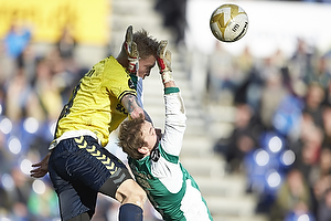 Gunnar Nielsen (Silkeborg IF), Simon Makienok Christoffersen (Br�ndby IF)
