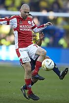 Christian Holst (Silkeborg IF), Patrick Da Silva (Br�ndby IF)