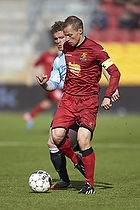 Nikolaj Stokholm, anf�rer (FC Nordsj�lland), Johan Absalonsen (S�nderjyskE)
