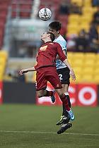 Ricardo Bueno (FC Nordsj�lland), S�ren Mussmann (S�nderjyskE)
