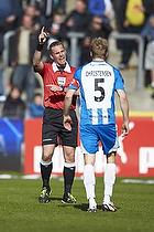 Jakob Kehlet, dommer, Anders M�ller Christensen, anf�rer (Ob)