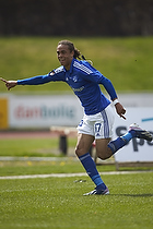 Yussuf Y. Poulsen, m�lscorer (Lyngby BK)
