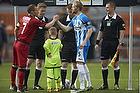 Nikolaj Stokholm, anf�rer (FC Nordsj�lland), Anders M�ller Christensen, anf�rer (Ob), Jens Maae, dommer