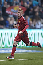 Anders Christiansen, m�lscorer (FC Nordsj�lland)