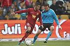 Oguzhan Aynaoglu (FC Nordsj�lland), Jesper Christiansen (Ob)
