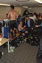 Dario Dumic (Br�ndby IF), Jan Kristiansen (Br�ndby IF), Mikkel Thygesen (Br�ndby IF)