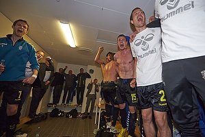 Clarence Goodson (Br�ndby IF), Mikkel Thygesen (Br�ndby IF), Anders Randrup (Br�ndby IF)