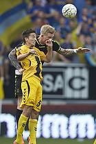 Alexander Juel Andersen (AC Horsens), Simon Makienok Christoffersen (Br�ndby IF)