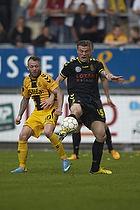 Martin Spelmann (AC Horsens), Mikkel Thygesen (Br�ndby IF)