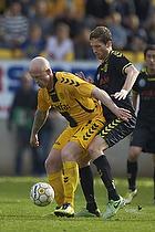 Ken Fagerberg (AC Horsens), Clarence Goodson (Br�ndby IF)