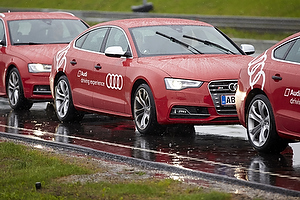 Audi driving experience 2013