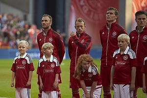 Dennis Rommedahl (Danmark), Michael Krohn-Dehli (Danmark)