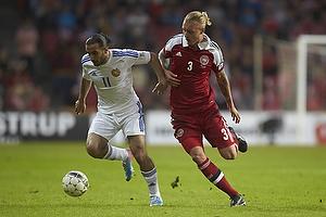 Simon Kj�r (Danmark), Artur Sarkisov (Armenien)