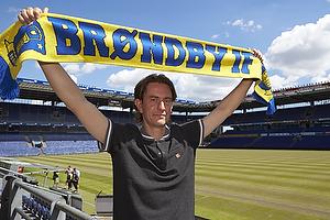 Thomas Frank, cheftr�ner (Br�ndby IF)