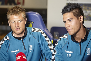 Michael T�rnes (Br�ndby IF), Michael Falkesgaard (Br�ndby IF)