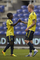 Kristian Andersen (Br�ndby IF), Simon Makienok Christoffersen (Br�ndby IF)