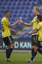 Mikkel Thygesen (Br�ndby IF), Simon Makienok Christoffersen (Br�ndby IF), Mathias Gehrt (Br�ndby IF)