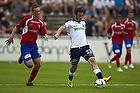Davit Skhirtladze (Agf), Morten Bertolt (FC Vestsj�lland)