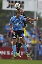 Nicolai Madsen (S�nderjyskE), Martin Albrechtsen (Br�ndby IF)
