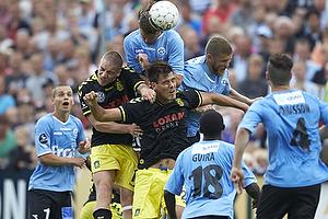 Dario Dumic (Br�ndby IF), Martin Bernburg (Br�ndby IF)