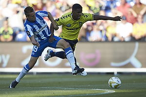 Quincy Antipas (Br�ndby IF), Jakob Ankersen (Esbjerg fB)