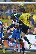 Martin �rnskov (Br�ndby IF), Frederik R�nnow (Esbjerg fB)