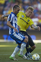 Simon Makienok Christoffersen (Br�ndby IF), Magnus Lekven (Esbjerg fB)
