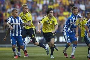 Martin �rnskov (Br�ndby IF), Simon Makienok Christoffersen (Br�ndby IF)