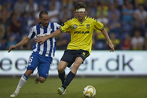 Martin �rnskov (Br�ndby IF), Magnus Lekven (Esbjerg fB)
