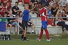 Ove Pedersen, cheftr�ner (FC Vestsj�lland), Jean-Claude Bozga, m�lscorer (FC Vestsj�lland)