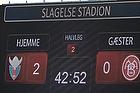M�ltavle med 2-0 til FC Vestsj�lland