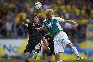 Martin �rnskov (Br�ndby IF), Thomas Dalgaard (Viborg FF)