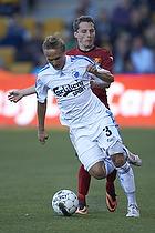 Pierre Bengtsson (FC K�benhavn), Morten Nordstrand (FC Nordsj�lland)