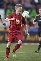 Anders Christiansen (FC Nordsj�lland), Kasper Risg�rd (Aab)