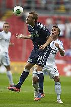 S�ren Larsen (Agf), Pierre Bengtsson (FC K�benhavn)