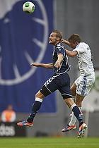 S�ren Larsen (Agf), Kris Stadsgaard (FC K�benhavn)