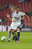 Thomas Delaney (FC K�benhavn), S�ren Larsen (Agf)