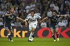 Hjalte N�rregaard (Agf), Thomas Delaney (FC K�benhavn), Osama Akharraz (Agf)