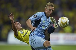 Riza Durmisi (Br�ndby IF), Nicolai Brock-Madsen (Randers FC)