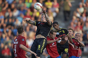 Simon Makienok Christoffersen (Br�ndby IF), Quincy Antipas (Br�ndby IF)