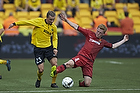 Niklas Hult (IF Elfsborg), Anders Christiansen (FC Nordsj�lland)
