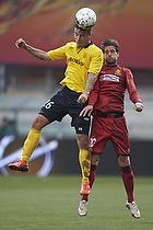 Mikkel Beckmann (IF Elfsborg), Martin Vingaard (FC Nordsj�lland)