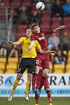 Sebastian Holm�n (IF Elfsborg), Ivan Runje (FC Nordsj�lland)