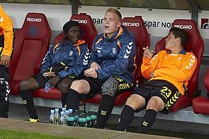 Patrick Da Silva (Br�ndby IF), Kristian Andersen (Br�ndby IF), Kenneth Zohore (Br�ndby IF), Michael Falkesgaard (Br�ndby IF)