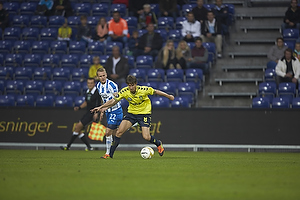 Alexander Szymanowski (Br�ndby IF), Ari Skulason (Ob)