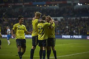 Ferhan Hasani, m�lscorer (Br�ndby IF), Thomas Kahlenberg (Br�ndby IF), Simon Makienok Christoffersen (Br�ndby IF)