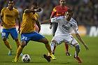 Arturo Vidal (Juventus FC), Claudemir De Souza (FC K�benhavn)